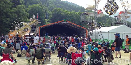 フジロック 2013 #12 David Murray Big Band Featuring Macy Gray