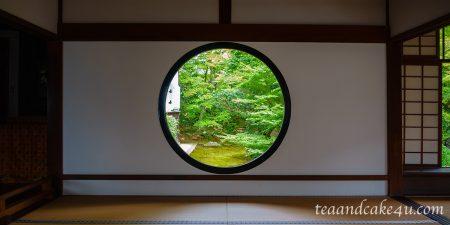 京都の庭 源光庵