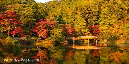 京都の庭 修学院離宮