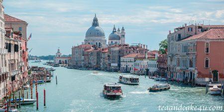 ヴェネツィア カナル・グランデ – 大運河