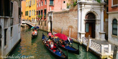 ヴェネツィア 小さな運河
