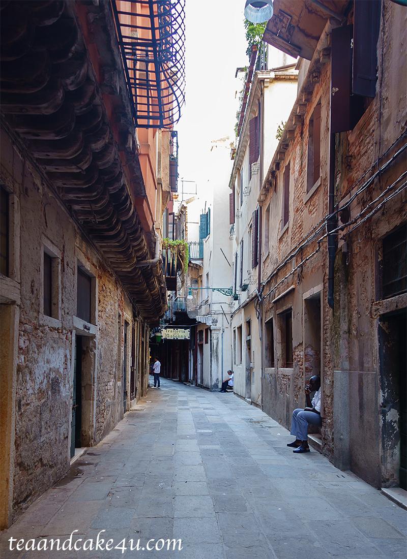 Calle di Madonna(マドンナの小道)