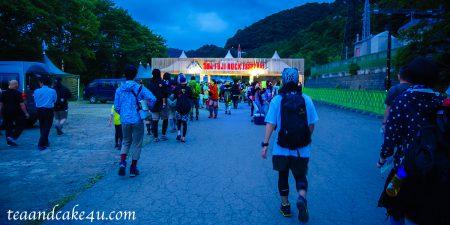 フジロック 2016 Photo 前夜祭・Day 1
